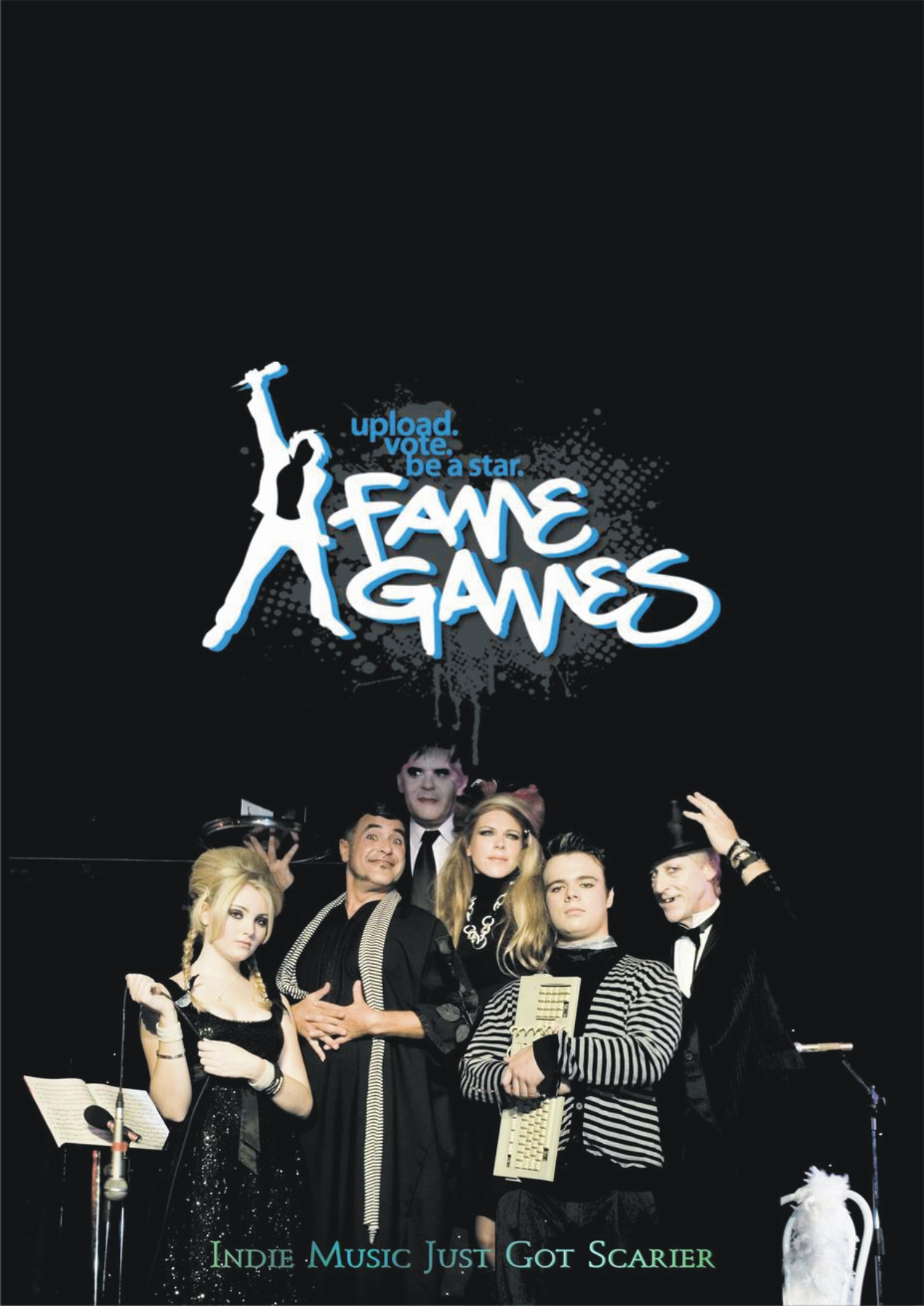 About the Fame Games Artists