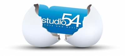 studio 54 graphic design