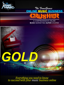 Online Music Business Crusher (Gold)