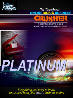 Online Music Business Crusher (Platinum)