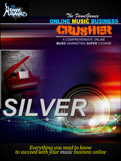 Online Music Business Crusher (Silver)