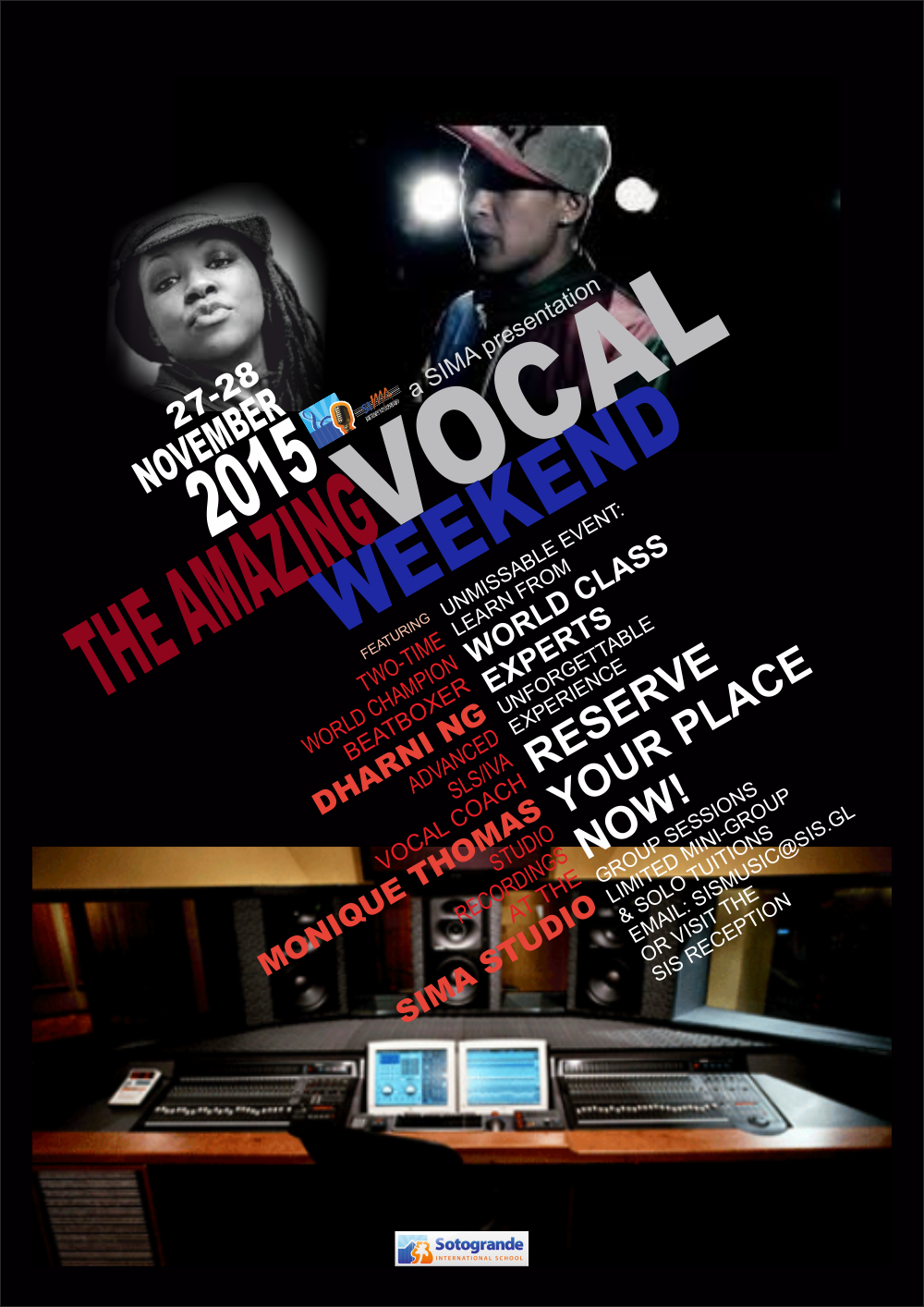 vocal weekend poster 1b