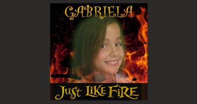 Gabi Sanchez Pintado – Just Like Fire