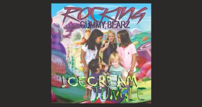 Rockin' Gummy Bearz – Ice Cream Jungle