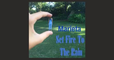 Marieta Trives (8) – Set Fire To The Rain