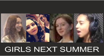 Girls Next Summer – Say You Won't Let Go